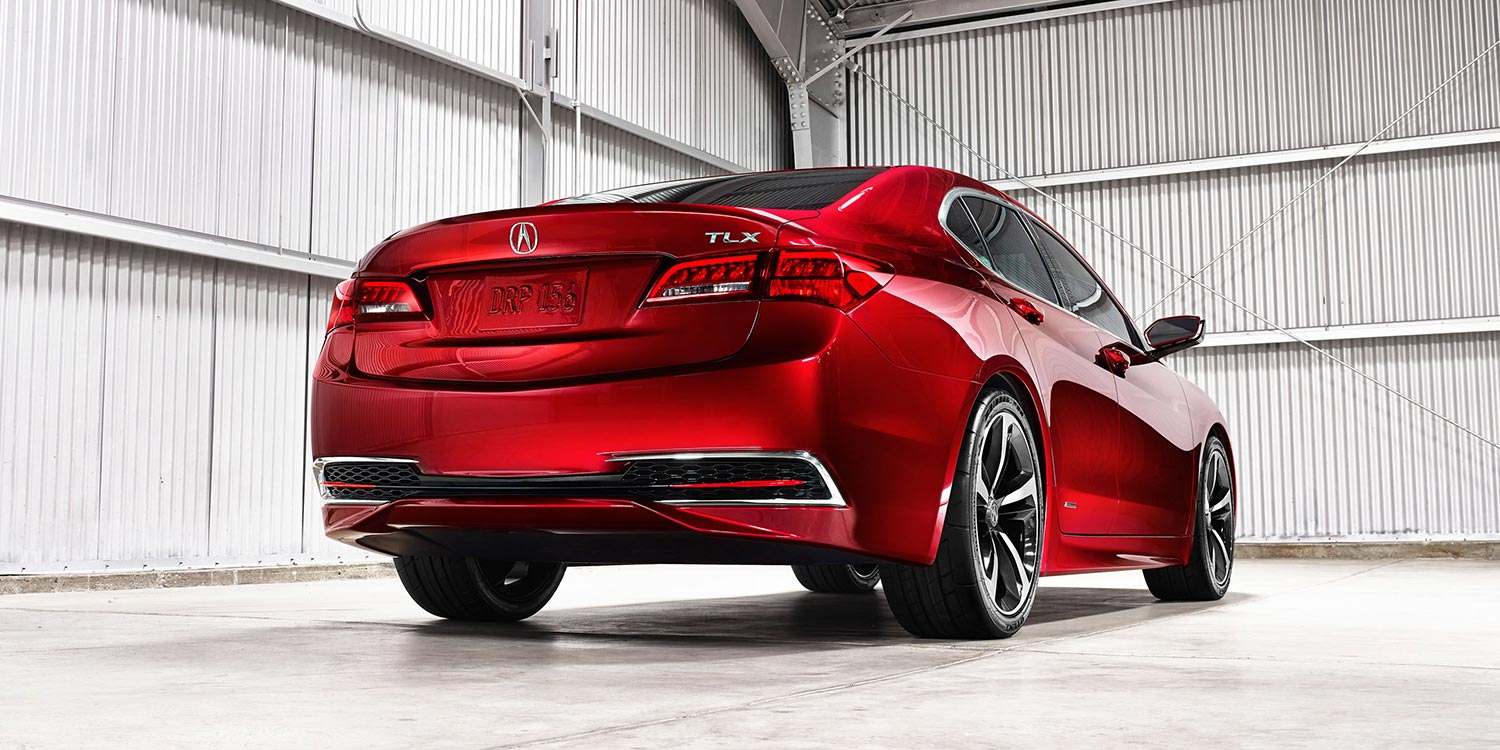 2014 - [Acura] TLX 2015-t16