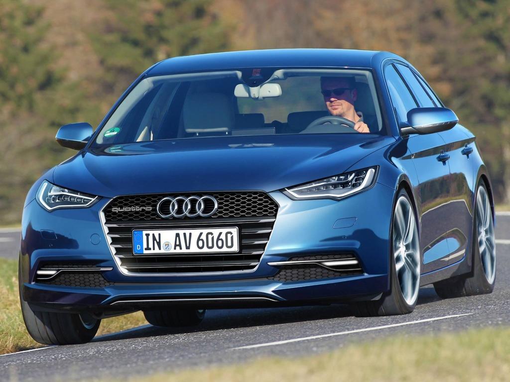 2017 - [Audi] A6 Berline & Avant [C8] 2016-a10