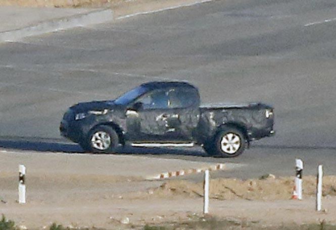 2015 - [Mitsubishi / Fiat] L200 - Triton / Fullback 211