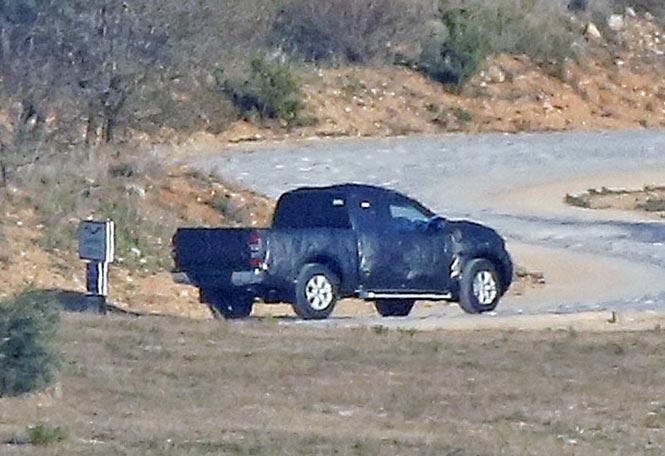 2015 - [Mitsubishi / Fiat] L200 - Triton / Fullback 311