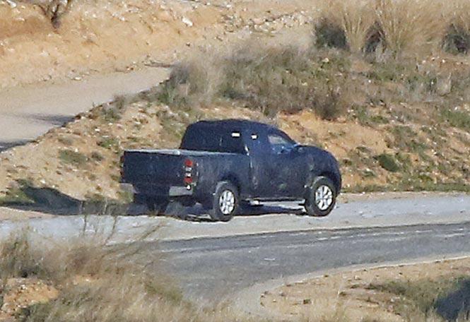 2015 - [Mitsubishi / Fiat] L200 - Triton / Fullback 411