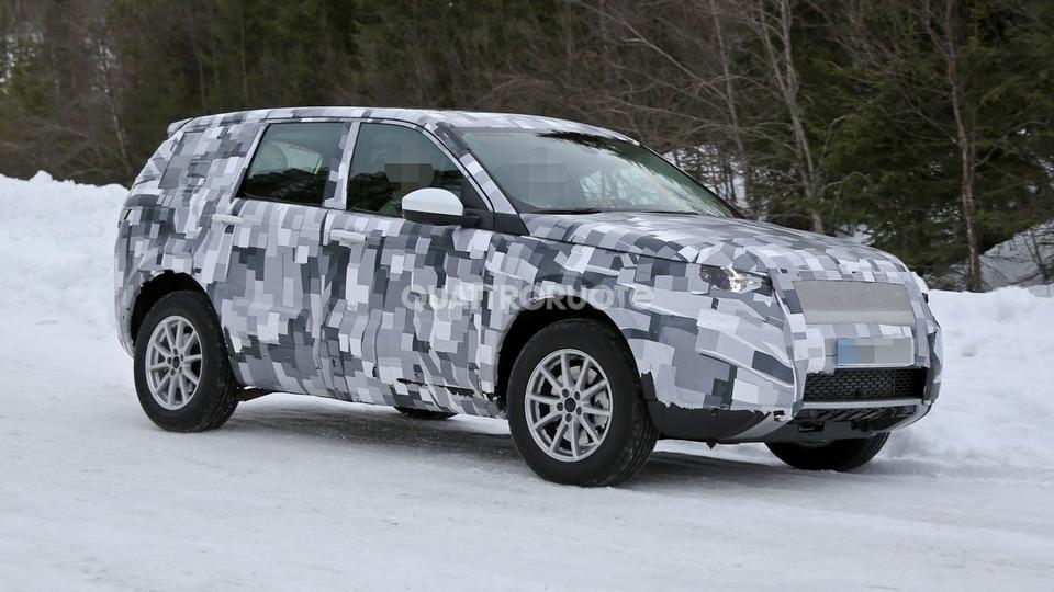 2014 - [Land Rover] Discovery Sport [L550] - Page 2 42517212