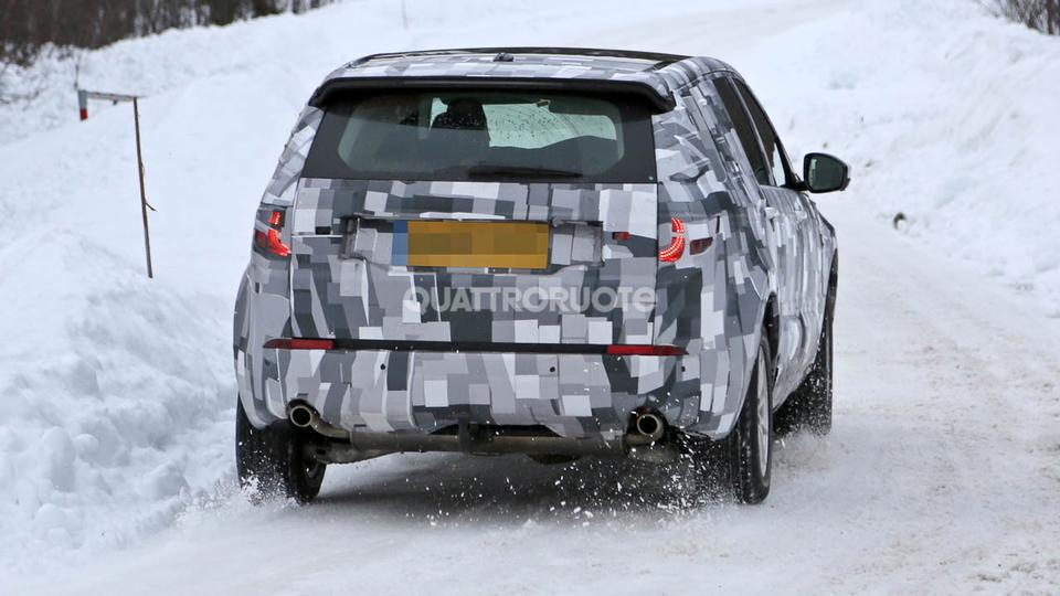2014 - [Land Rover] Discovery Sport [L550] - Page 2 42517216