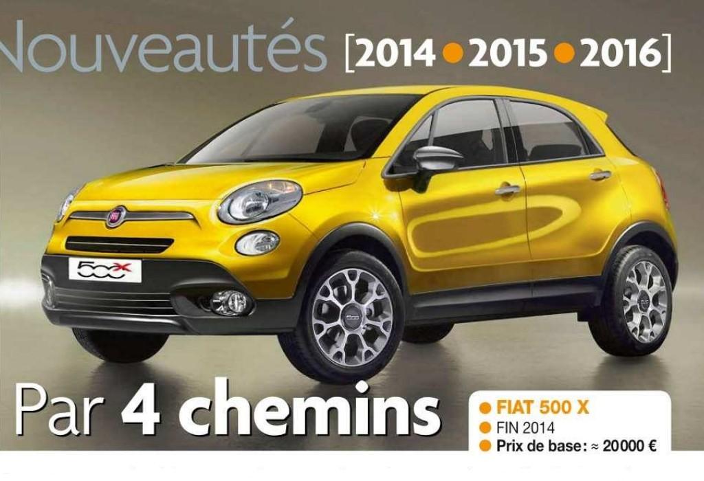 2014 - [Fiat] 500X - Page 5 500x10