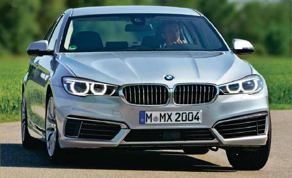 2016 - [BMW] Série 5 Berline & Touring [G30/G31] 5er11