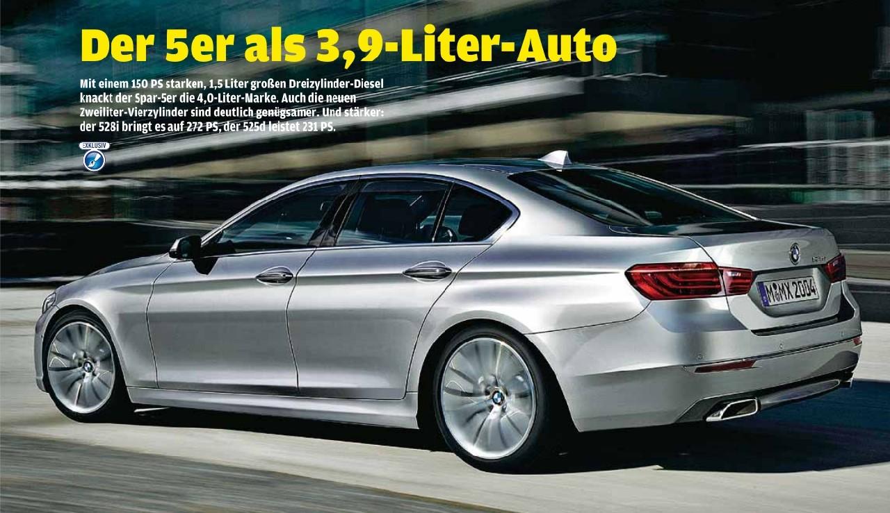 2016 - [BMW] Série 5 Berline & Touring [G30/G31] 5er_11