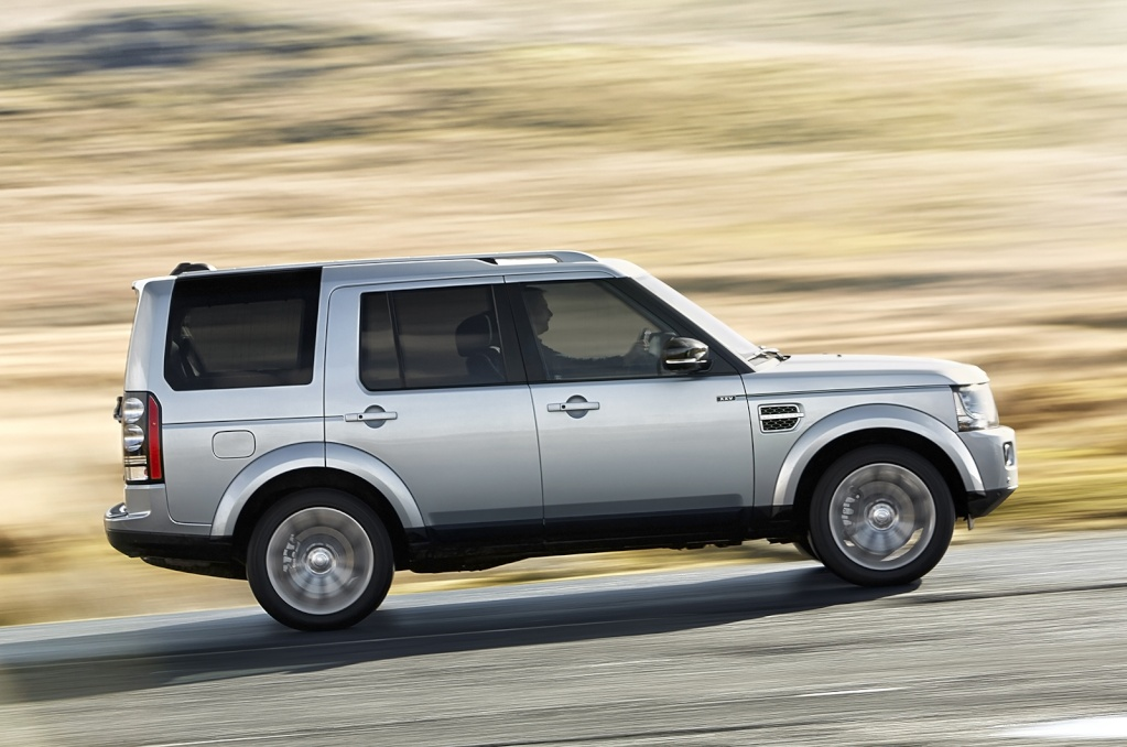 2013 - [Land Rover] Discovery IV (2ème restylage) - Page 2 _16a9910