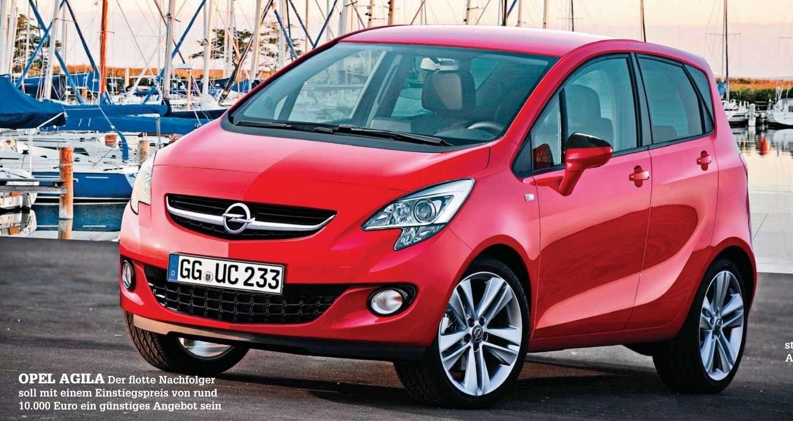 2015 - [Vauxhall/Opel] Viva / Karl Agila11