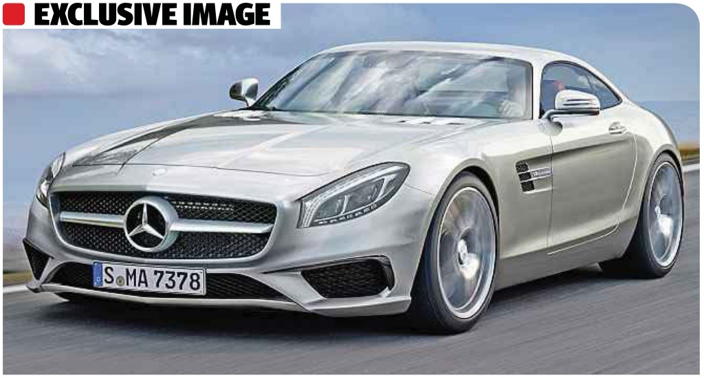 2014 - [Mercedes-AMG] GT [C190] - Page 5 Amg10