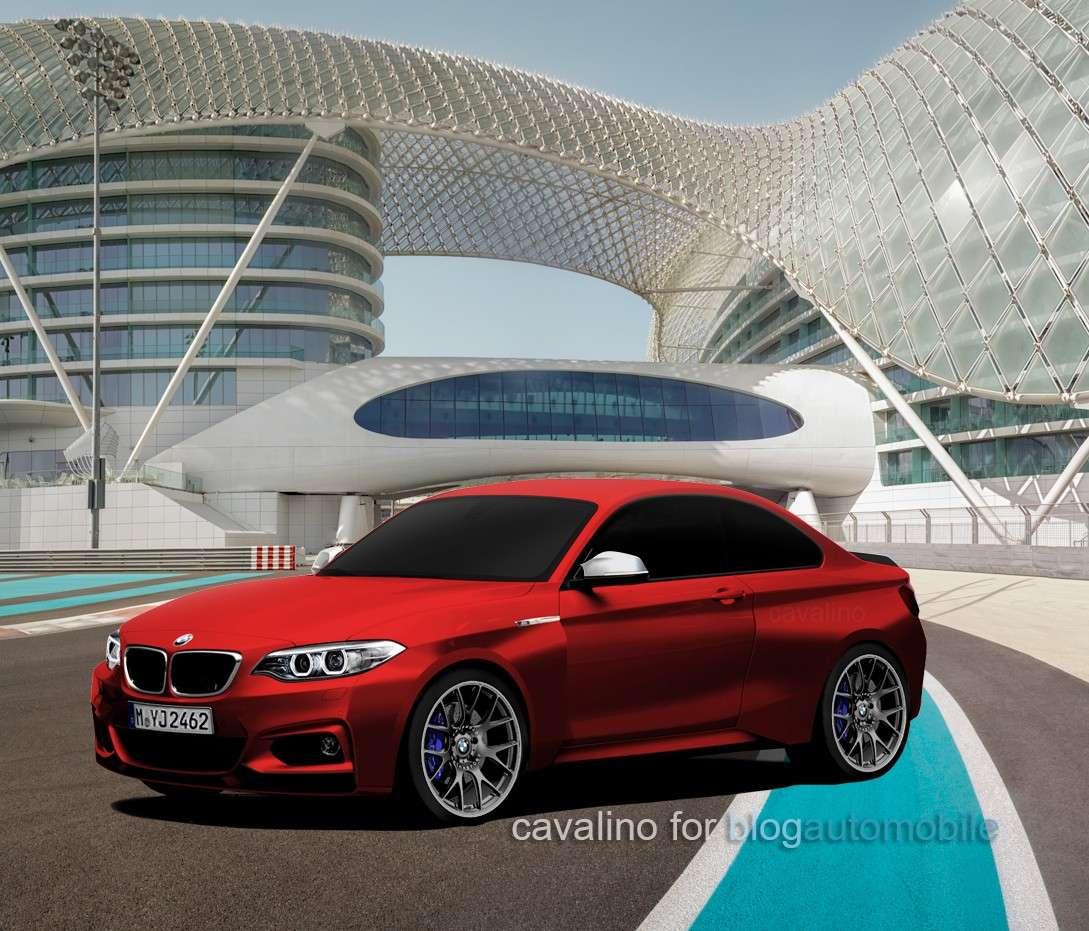 2016 - [BMW] M2 [F87] - Page 2 Bmw-2m10