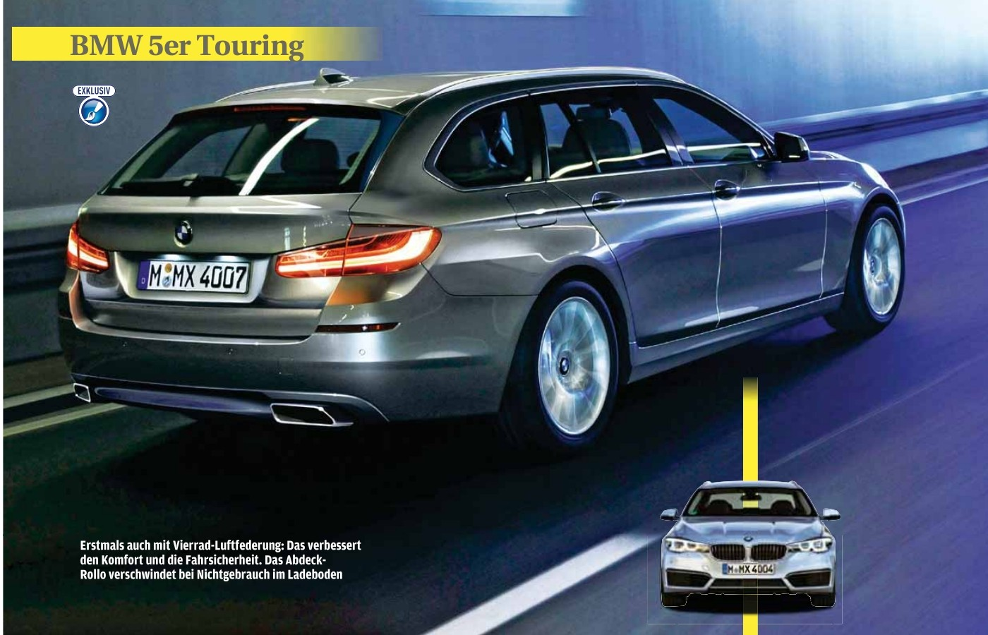 2016 - [BMW] Série 5 Berline & Touring [G30/G31] - Page 4 Bmwg3110