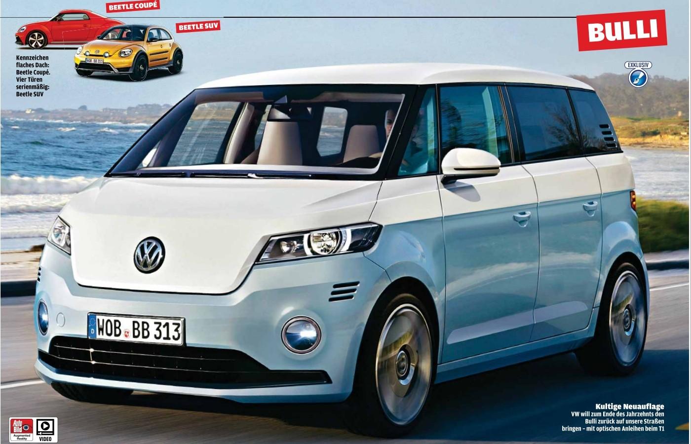 2022 - [Volkswagen] Microbus Electrique Bulli10