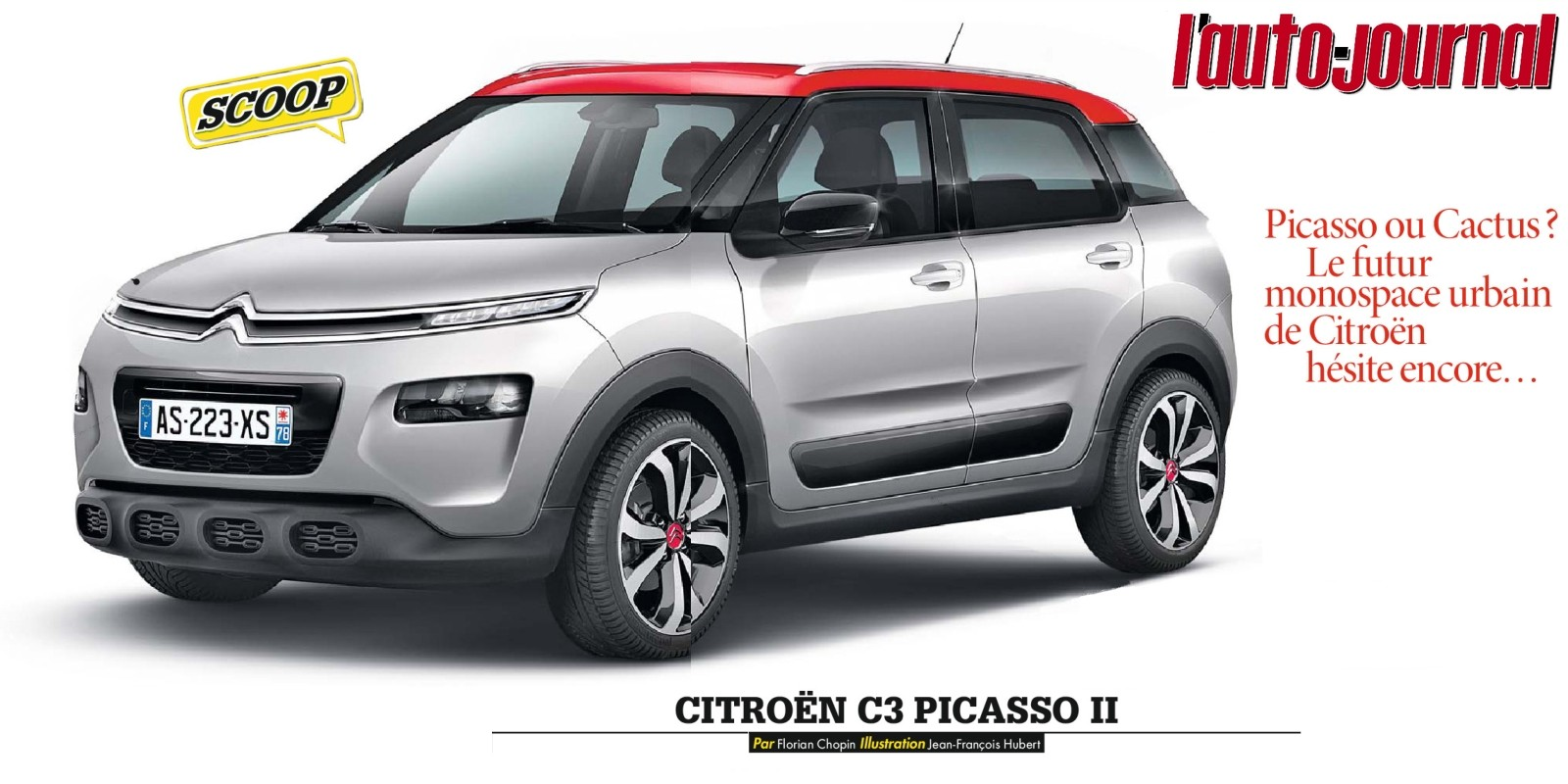 [DISCUSSION] Les futures Citroën - Page 20 C3p11