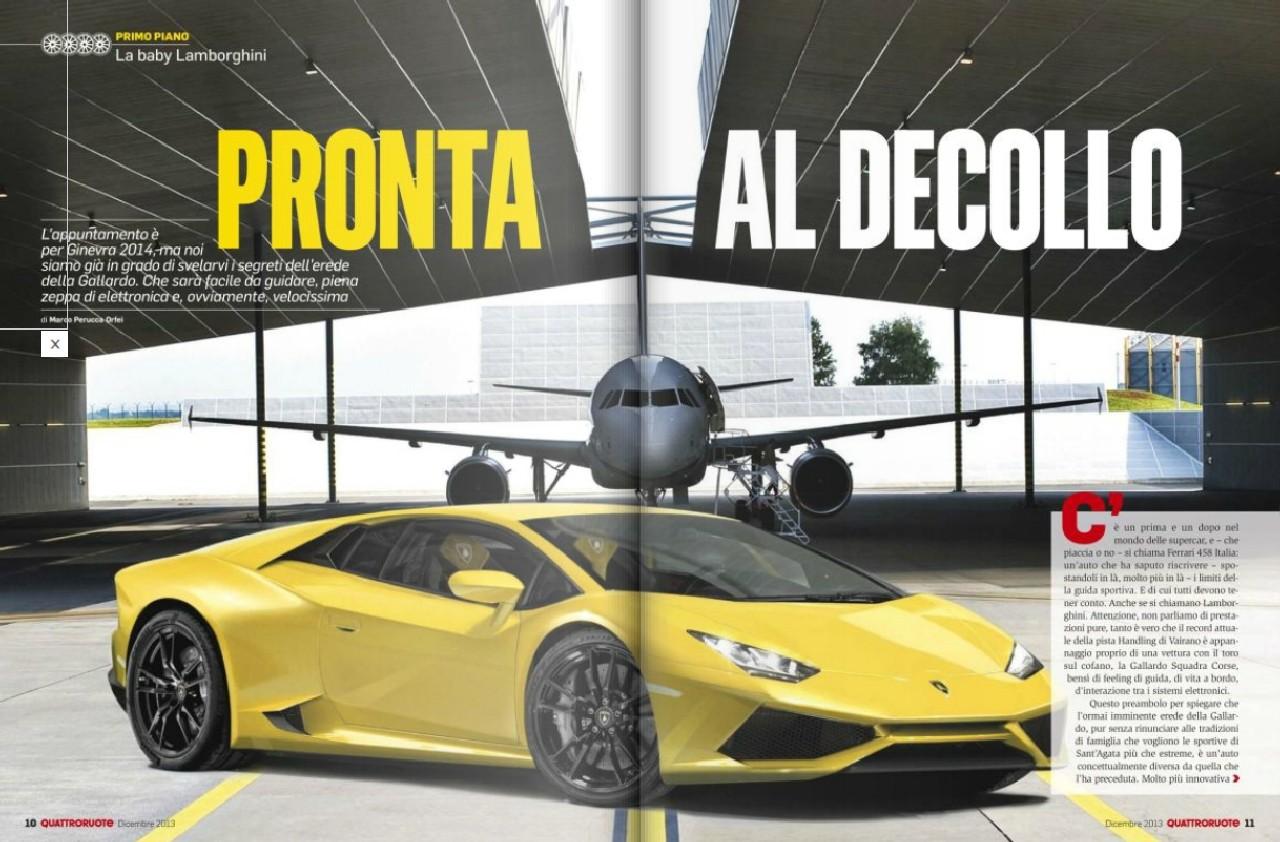 2013 - [Lamborghini] Huracán LP610-4  - Page 4 Cabrer10