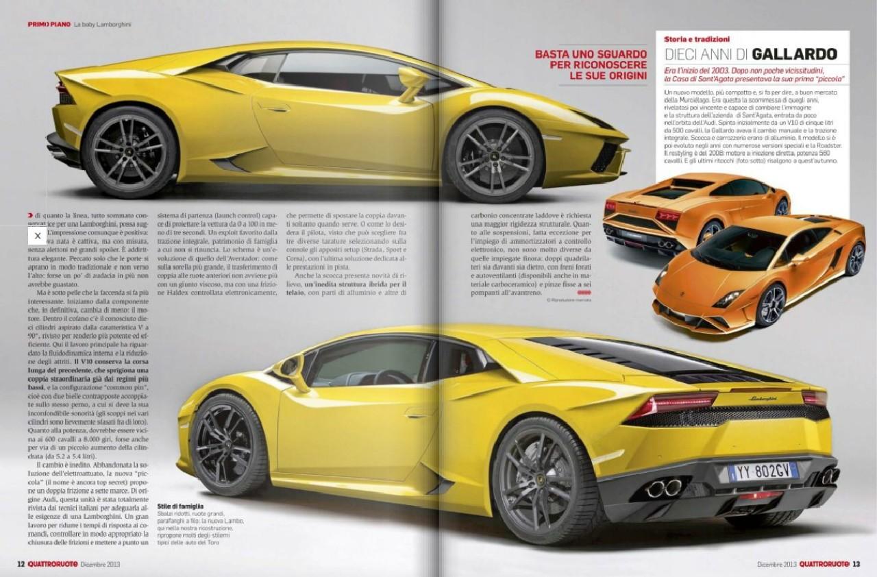 2013 - [Lamborghini] Huracán LP610-4  - Page 4 Cabrer11