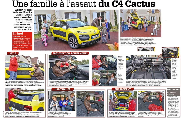 2014 - [Citroën] C4 Cactus [E3] - Page 21 Cactus12