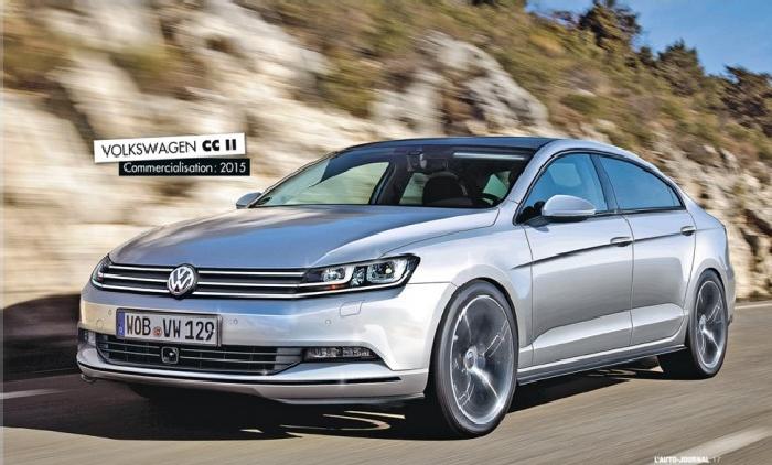 2016 - [Volkswagen] Arteon - Page 2 Cc10
