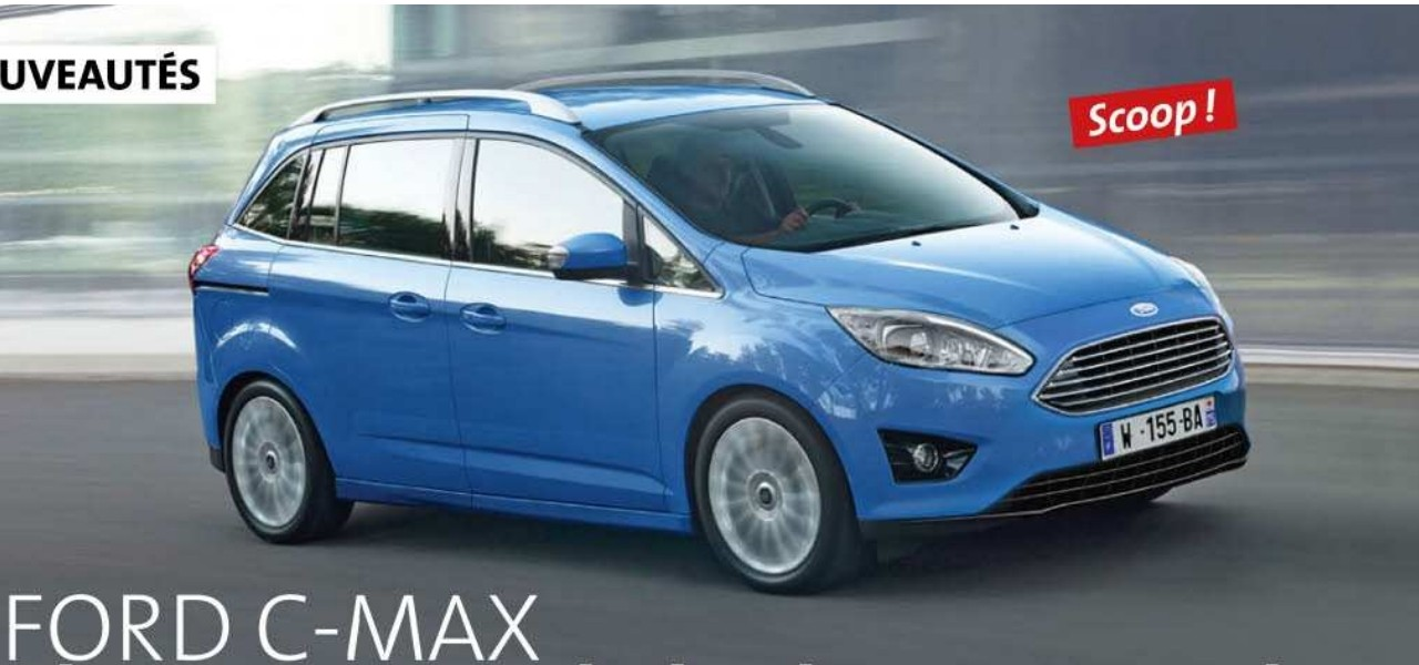 2014 - [Ford] C-Max Restylé - Page 2 Cmax10