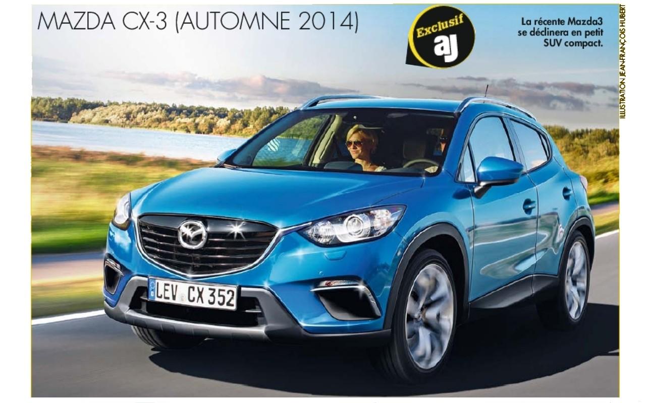 2014 - [Mazda] CX-3 - Page 2 Cx-310