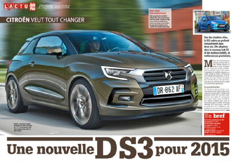 202? - [DS Automobiles] DS 3 II Ds310