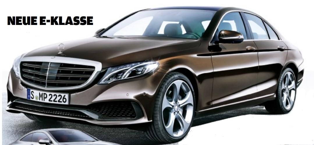2016 - [Mercedes] Classe E [W213] Eclass12