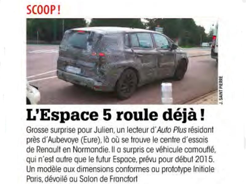 2014 - [Renault] Espace V - Page 21 Espace10