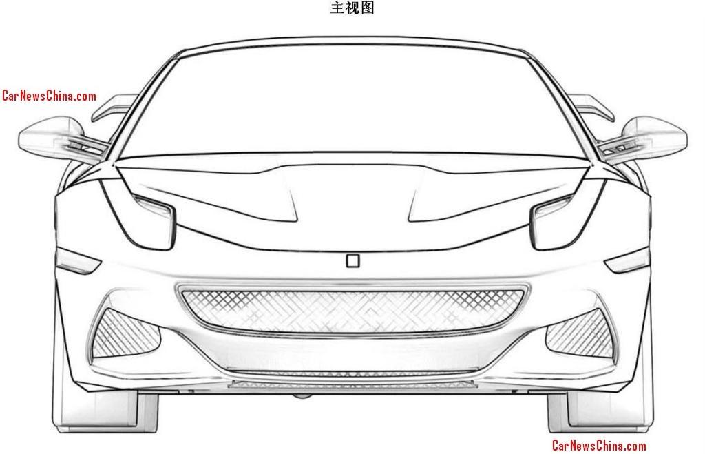 [Ferrari] Modèles uniques / One Off - MàJ : F12 TRS Ferrar10