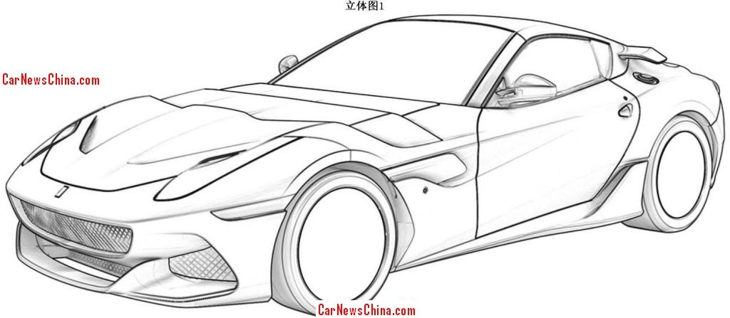 [Ferrari] Modèles uniques / One Off - MàJ : F12 TRS Ferrar11