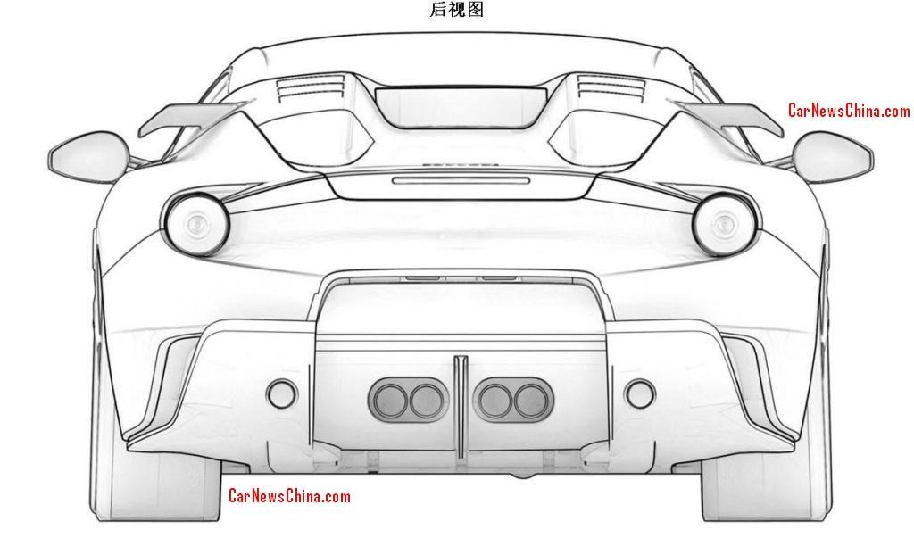 [Ferrari] Modèles uniques / One Off - MàJ : F12 TRS Ferrar14