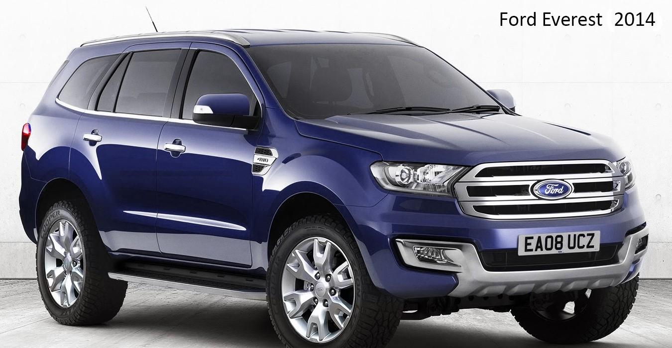 2015 - [Ford] Everest / Ranger restylé Ford_e10
