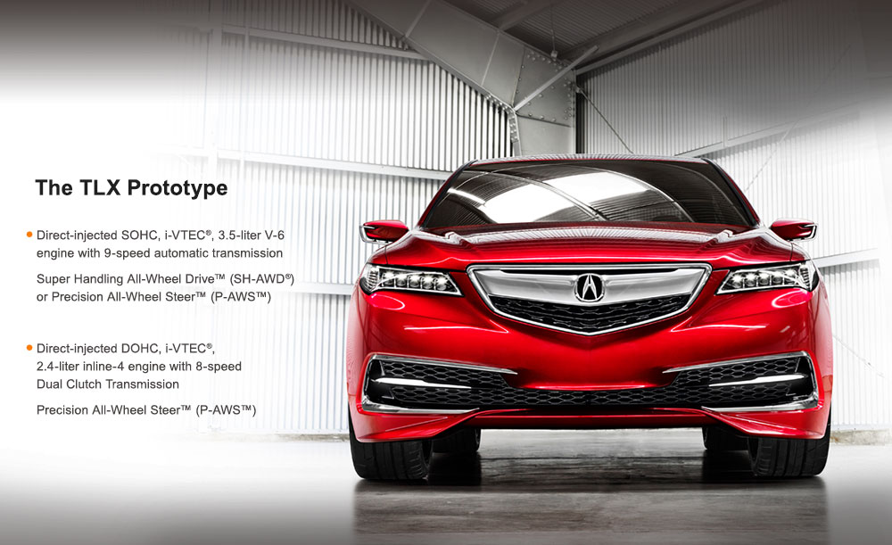 2014 - [Acura] TLX Fy15_f11