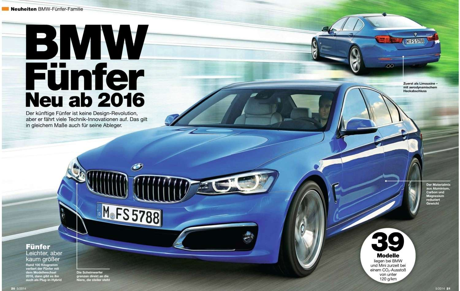 2016 - [BMW] Série 5 Berline & Touring [G30/G31] - Page 3 G3010