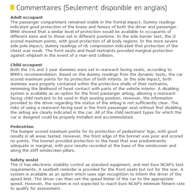 [Securité] Euro NCAP - Page 12 I310