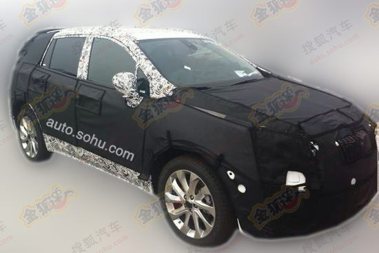 2014 - [Buick] Envision Img27911