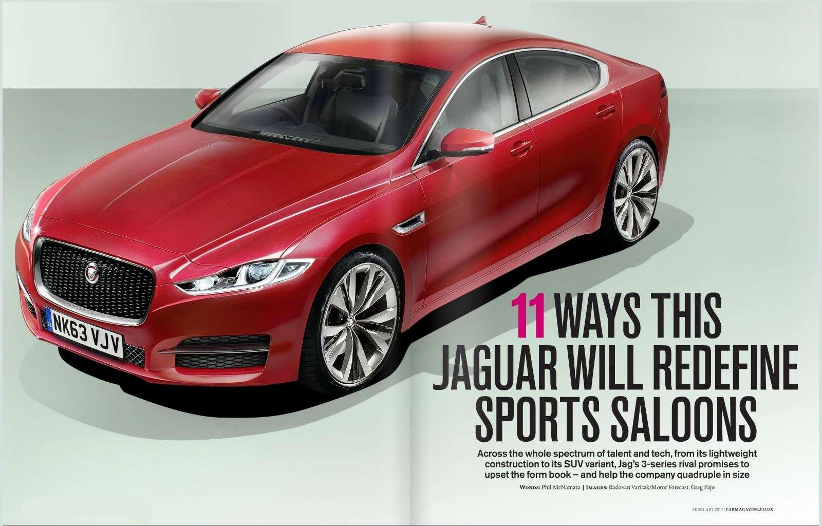 2014 - [Jaguar] XE [X760] - Page 3 Jag10