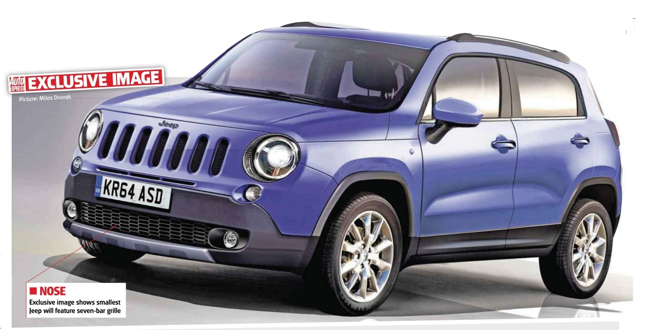 2014 - [Jeep] Renegade - Page 3 Jeep11