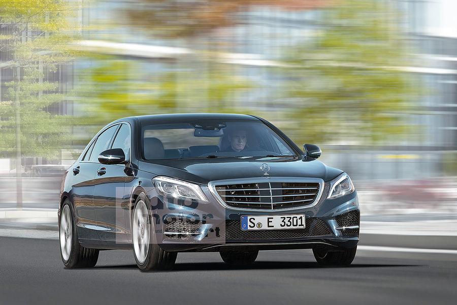 2016 - [Mercedes] Classe E [W213] Merced11