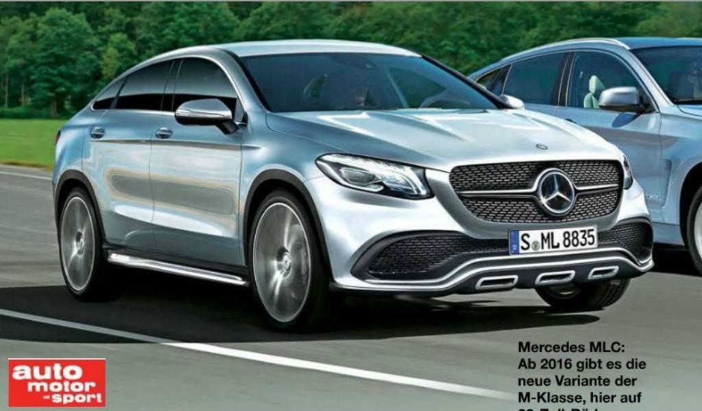 2015 - [Mercedes] GLE Coupé [C292] - Page 3 Mlc10