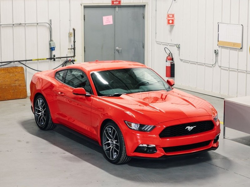 2014 - [Ford] Mustang VII - Page 6 Mustan14