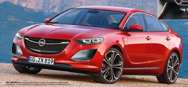 2017 - [Opel] Insignia Grand Sport [E2JO] Opel10