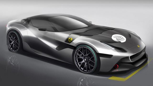 [Ferrari] Modèles uniques / One Off - MàJ : F12 TRS Origin10