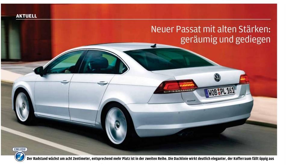2015 - [Volkswagen] Passat VIII [B8] - Page 6 Passat10