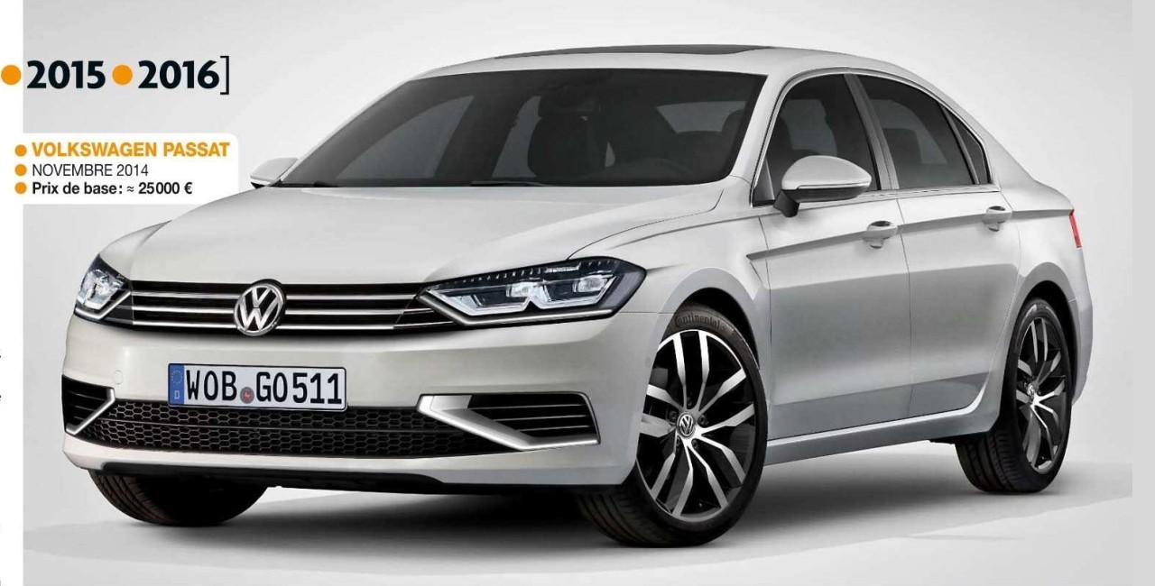 2015 - [Volkswagen] Passat VIII [B8] - Page 7 Passat11