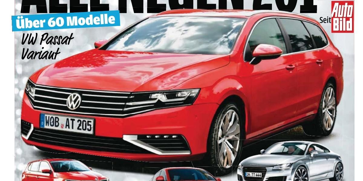 2015 - [Volkswagen] Passat VIII [B8] - Page 7 Passat12