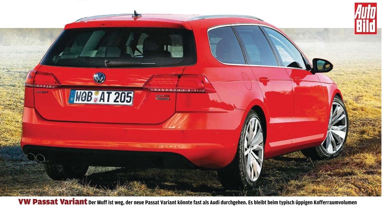2015 - [Volkswagen] Passat VIII [B8] - Page 7 Passat13