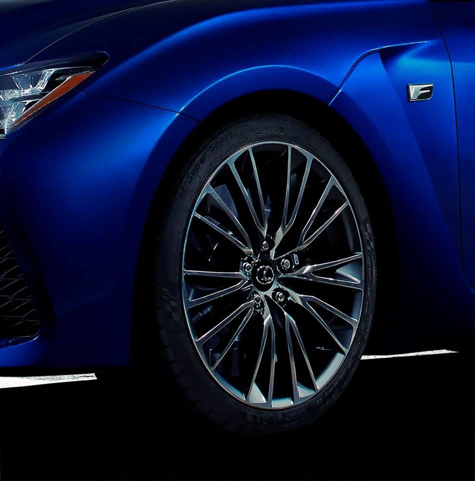 2014 - [Lexus] RC Coupé / RC-F - Page 3 Rcf10