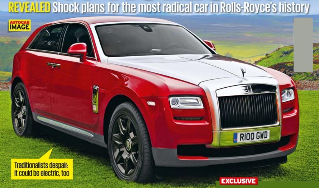 2017 - [Rolls-Royce] SUV Cullinan - Page 2 Rolls10
