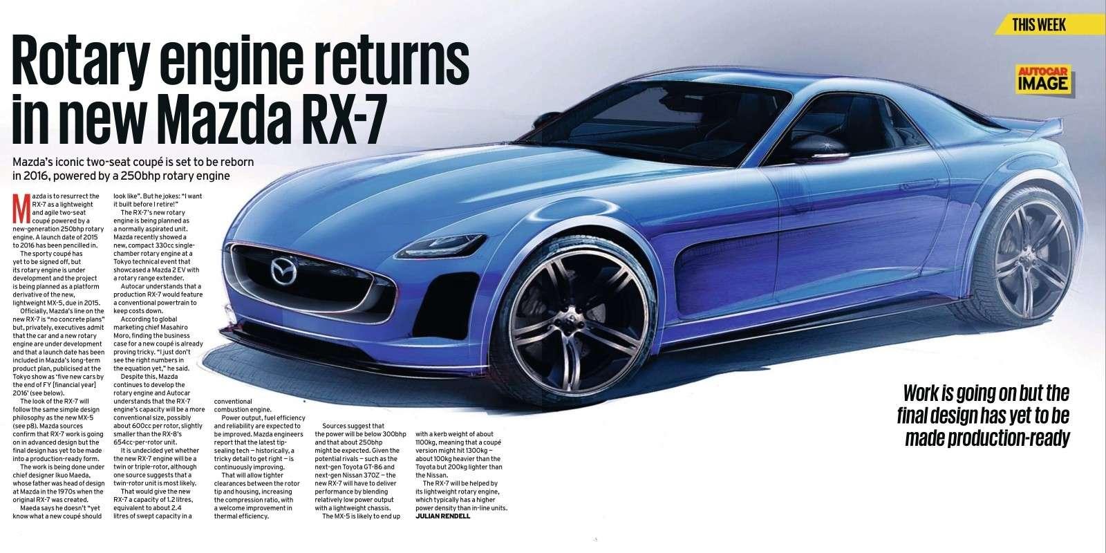 202? - [Mazda] RX-7 Rx710