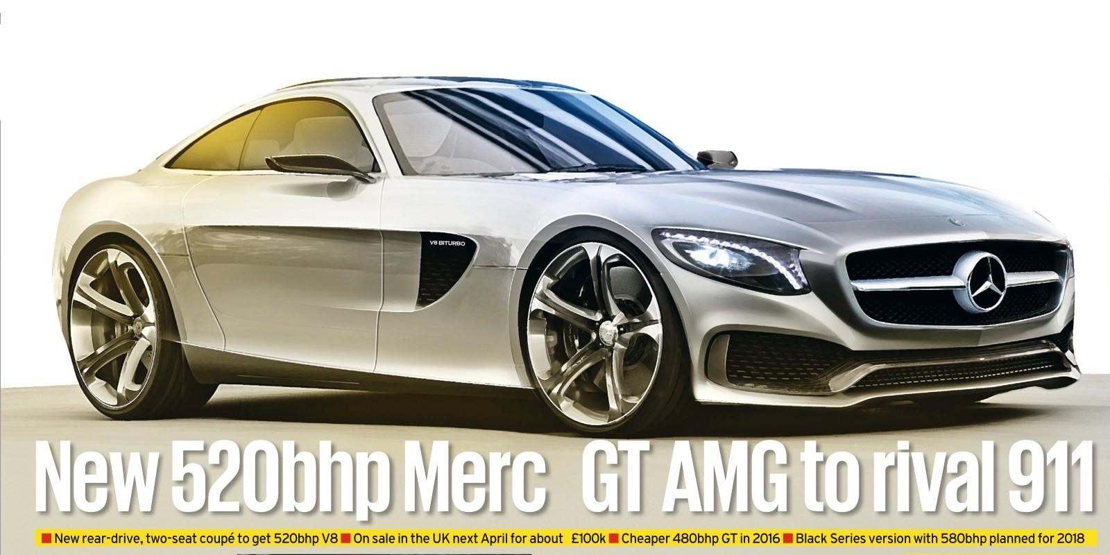 2014 - [Mercedes-AMG] GT [C190] - Page 6 Slc11