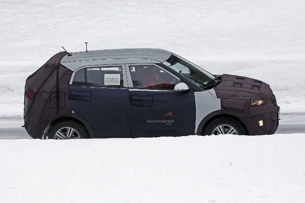 2014 - [Hyundai] iX-25 - Page 2 Spied-16
